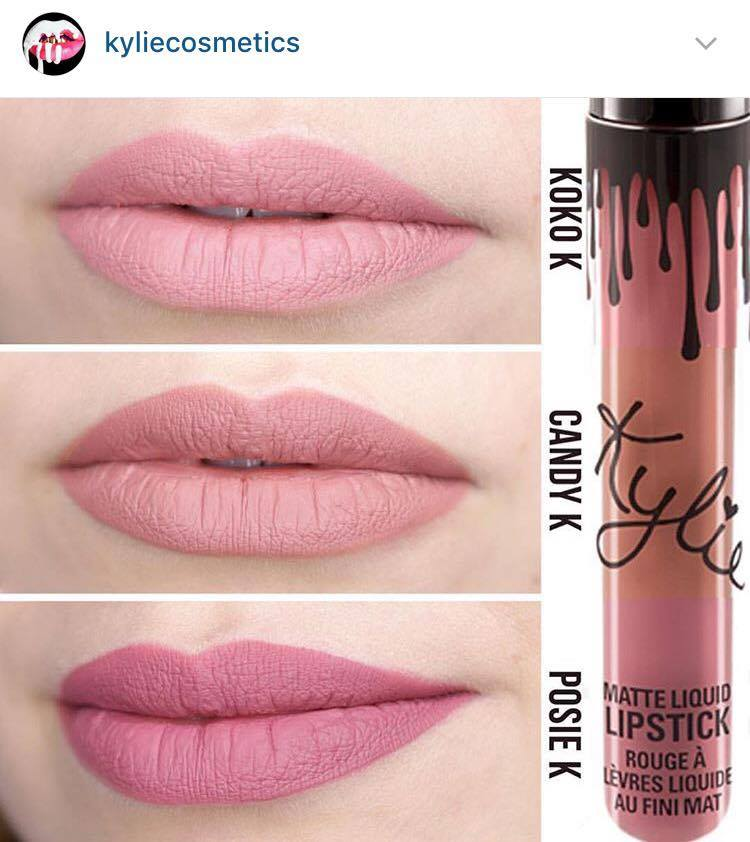 kylie_lip_kit_Swatches