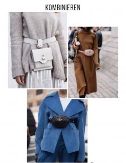 How to: Gürteltaschen richtig kombinieren – 5 Styles eine Gürteltasche zu tragen