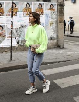 Fashion Trend Neon: So kombinierst du die knalligen Farben im Alltag