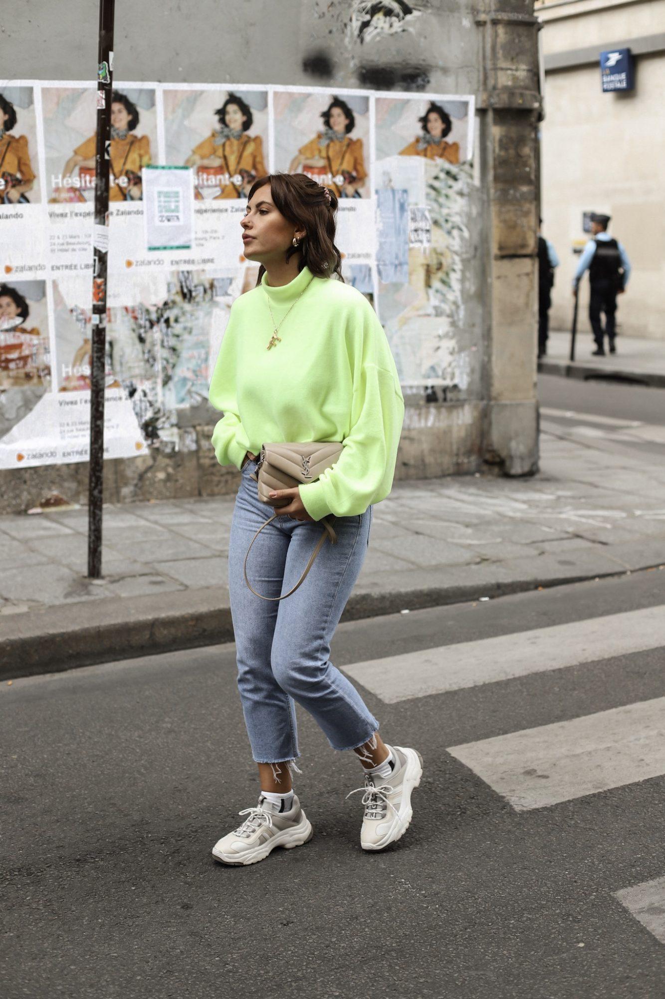 Fashion Trend Neon: So kombinierst du die knalligen Farben